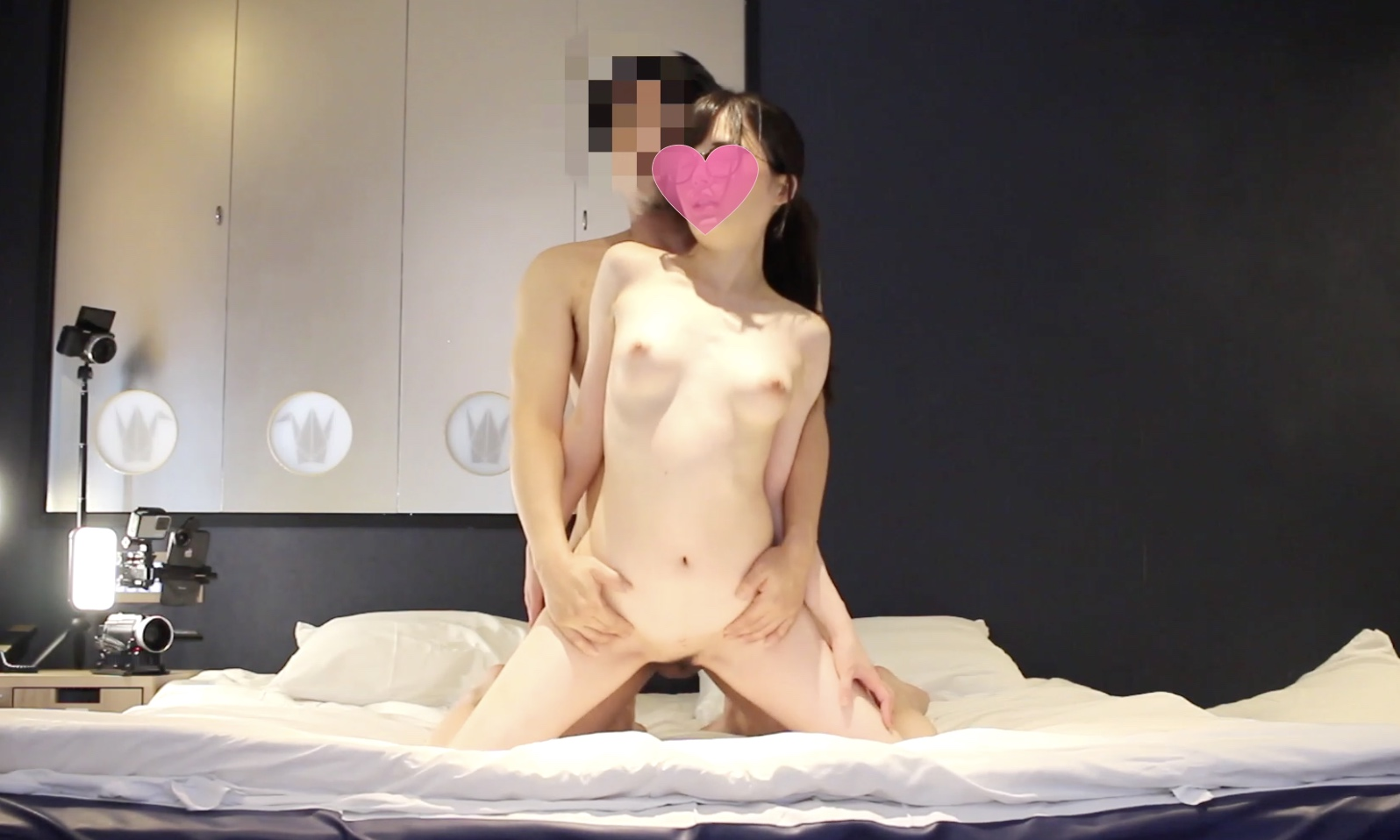 FC2 PPV 1516255 Staying hot spring with a beautiful girl ❤️ Icha LOVE mixed bathing blowjob ❤️ Move to bed